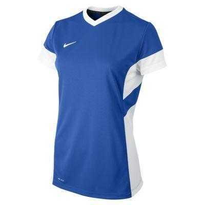 Dámské tréninkové tričko Nike Academy 14 Modrá / Biela