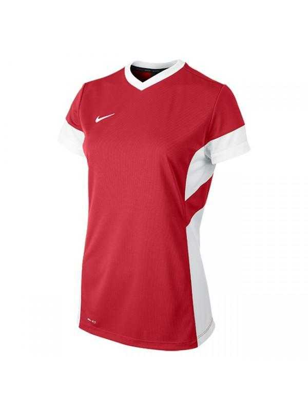 Dámské tréninkové tričko Nike Academy 14 Červená / Biela