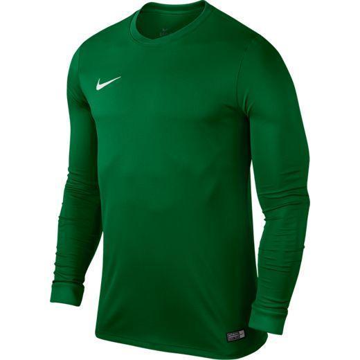 Dres Nike Park VI dlhý rukáv Zelená