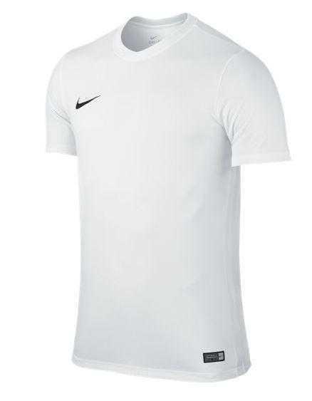Dres Nike Park VI s krátkym rukávom Biela