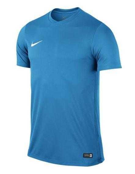 Dres Nike Park VI s krátkym rukávom Svetlomodrá