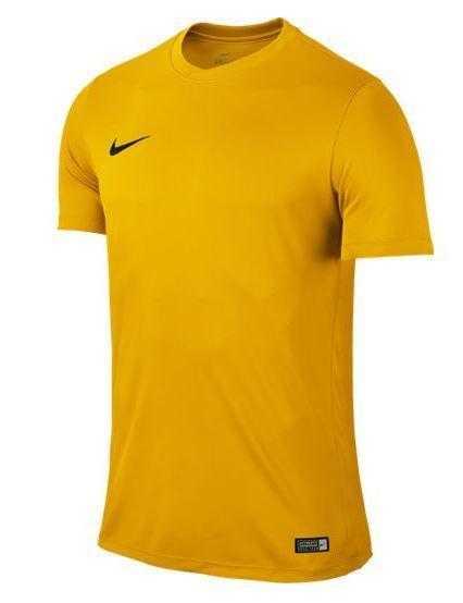 Dres Nike Park VI s krátkym rukávom Zlatá