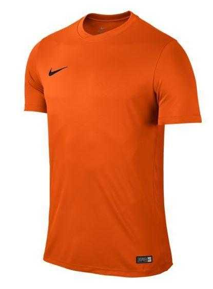 Dres Nike Park VI s krátkym rukávom Oranžová