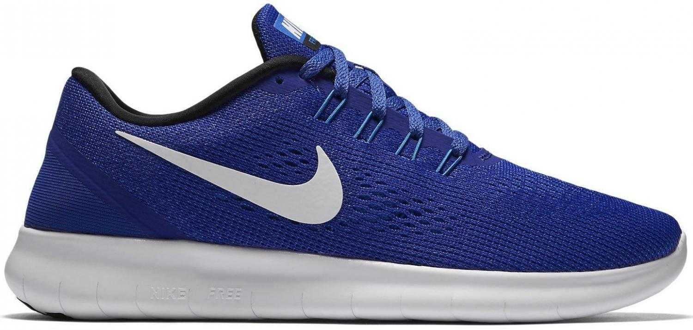 Dámska bežecká obuv Nike FREE RN Modrá / Biela