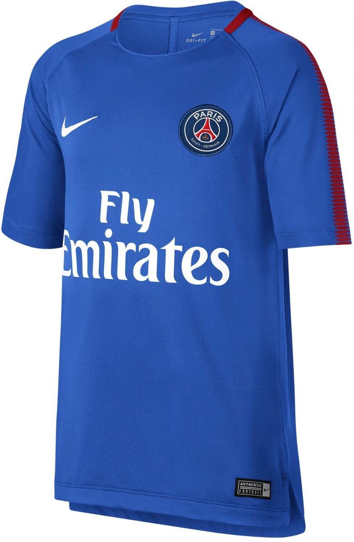 Detské tričko Nike PSG Modrá
