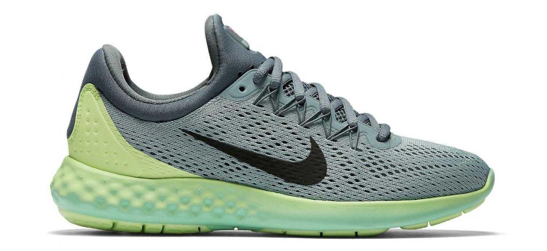 Dámske bežecké topánky Nike Lunar Skyelux Sivá / Zelená