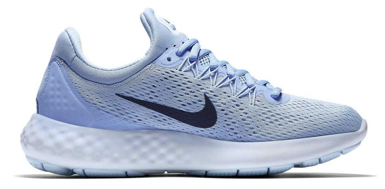 Dámske bežecké topánky Nike Lunar Skyelux Modrá