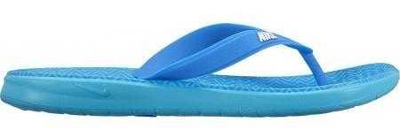 Dámske šľapky Nike sola Thong Sandal Svetlomodrá