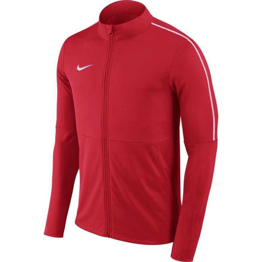 Dětská bunda Nike Dry Park 18 Červená